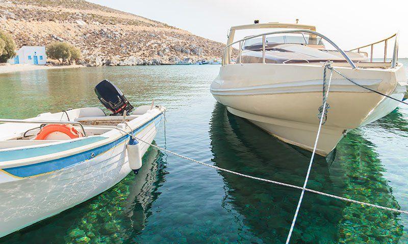 Il porto più sicuro per la barca