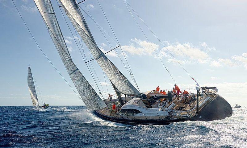 Le competizioni di vela e le regate sono numerose in tutto il mondo