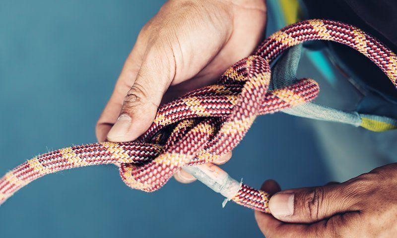 I nodi più utili per l'arrampicata