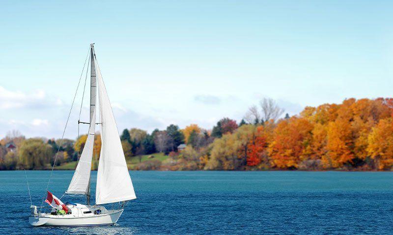 Consigli di manutenzione della barca in autunno