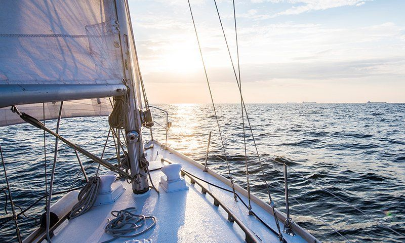 Esistono di diverse tipologie di vela