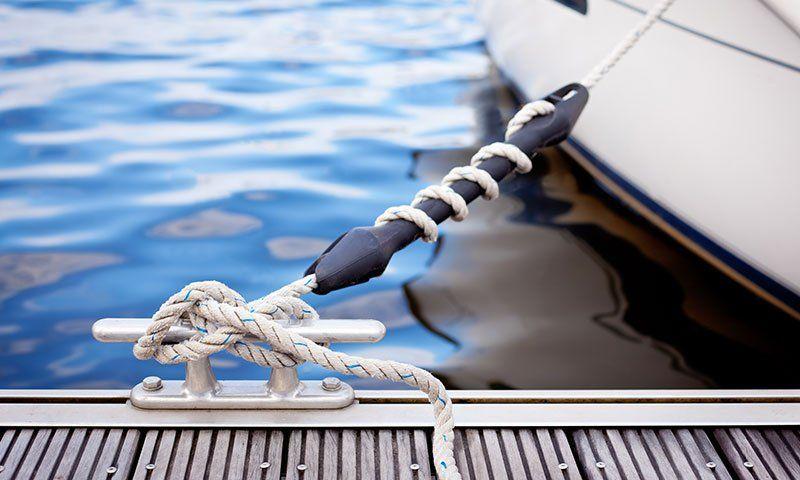 Tecniche di ormeggio delle imbarcazioni