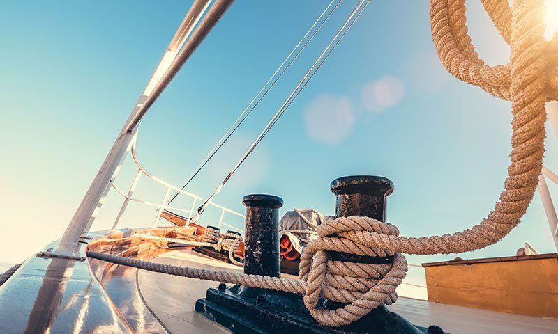 Cime e sicurezza in barca