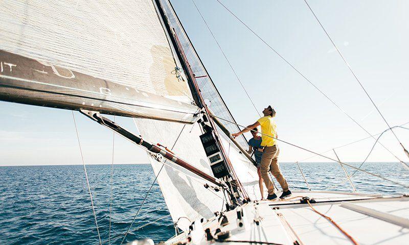 Dotazioni di sicurezza per un viaggio in barca in sicurezza