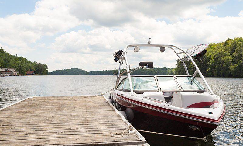 Come ormeggiare una barca in sicurezza